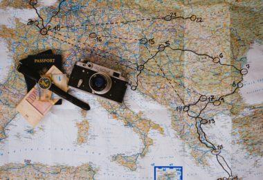 geld verdienen zum reisen